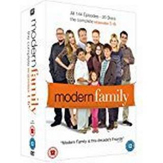 Modern Family: Seasons 1-6 [DVD]